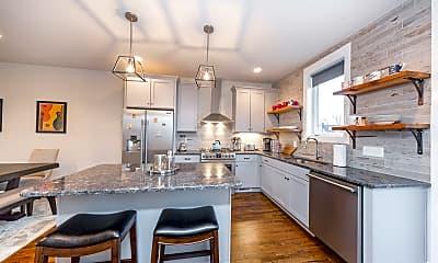 Kitchen, 2701 Biloxi Avenue, Unit Townhome 5, 2