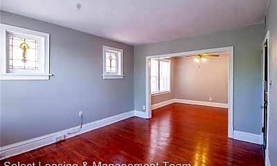 Living Room, 4917 Lindenwood Ave, 1