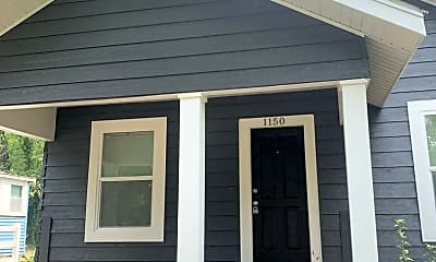 Building, 1150 S Crutcher Ave, 2