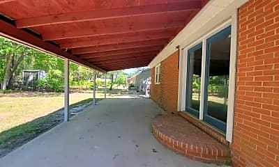 Patio / Deck, 7606 Southgate Rd, 1