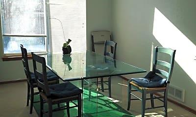 Dining Room, 1014 Delta Dr, 1