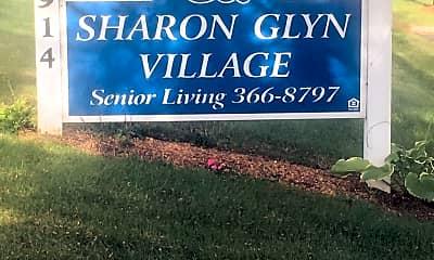 SHARON GLYN, 1