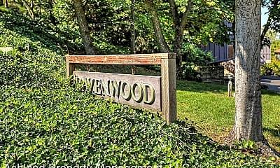 Community Signage, 347 Ravenwood Pl, 1