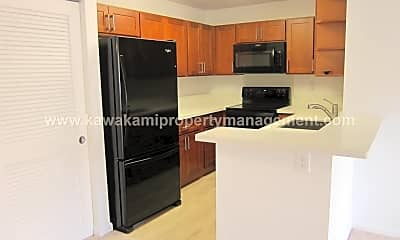 Kitchen, 594 Mananai Pl, 1
