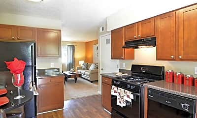 Kitchen, Bedford Park Apartments, 0