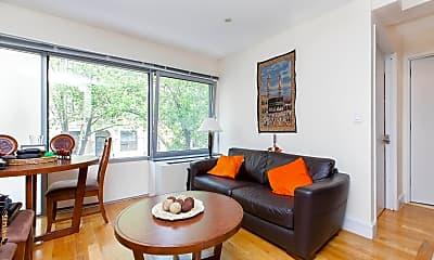 Living Room, 636 E 11th St 2F, 0