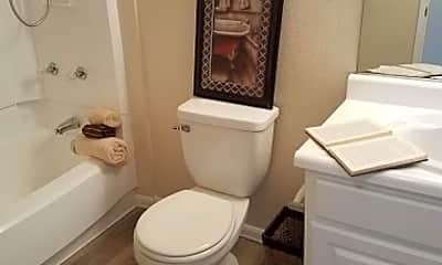 Bathroom, Vista Pacifica, 2