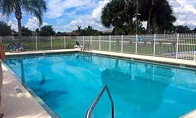 Pool, 2617 Deercroft Dr, 2