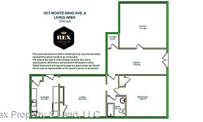 Bathroom, 1311 Monte Sano Ave, 2