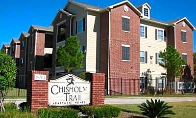 Chisholm Trail, 1