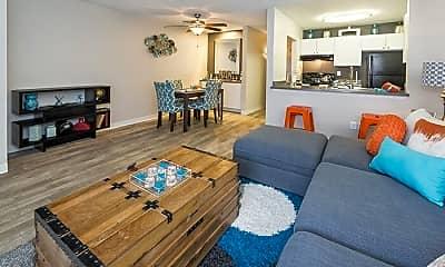 Living Room, 13727 E 4th Cir, 1