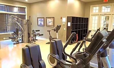 Fitness Weight Room, 1212 The Plaza, 2