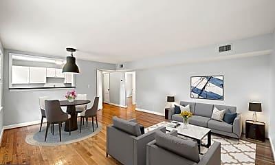 Living Room, 714 S Fayette St 32, 0