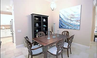 Dining Room, 11018 Carrara Ct 202, 2