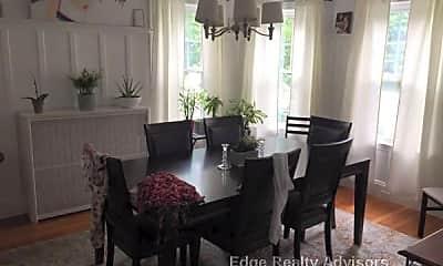 Dining Room, 1019 Washington St, 1