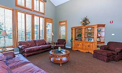 Living Room, Somerset Oaks, 2
