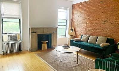 Living Room, 454 W 47th St, 0