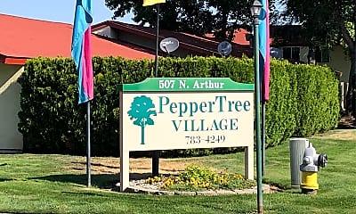 Pepper Tree Village, 1