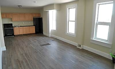 Living Room, 456 Ilchester Ave, 1