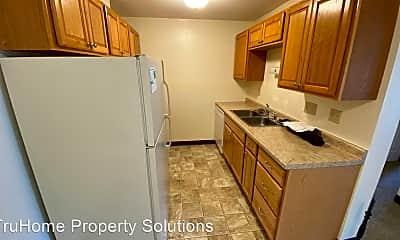 Kitchen, 715 North 40th Street, 2