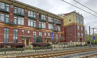 Building, 115 E Park Ave 412, 2
