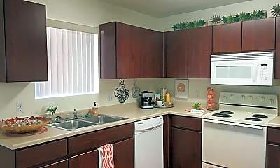 Kitchen, Rancho Del Sol Townhomes, 0