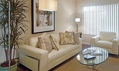 Living Room, River Walk Apartments, 0