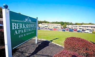 Community Signage, Berkshires I, 2