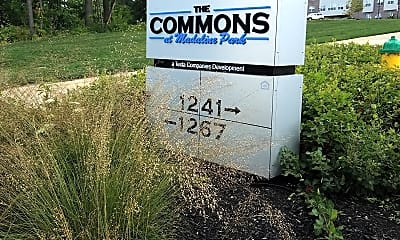 Commons at Madeline Park, 1