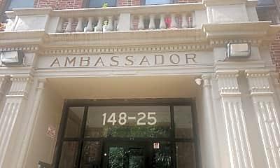 Ambassador Apartments Inc, 1
