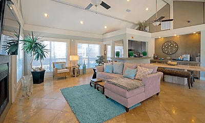 Living Room, 1000 E Ash Ln, 0