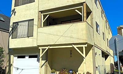 Building, 16 Fairmount St, 0