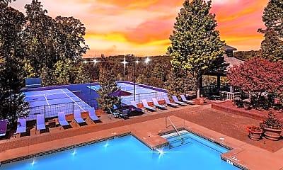 Pool, Elevation 3505, 1