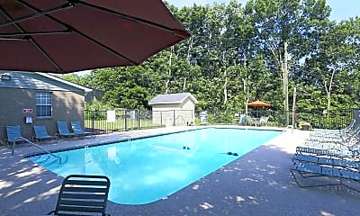 Pool, Crossings at Madison, 1