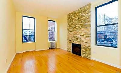 Living Room, 286 W 127th St 4, 0