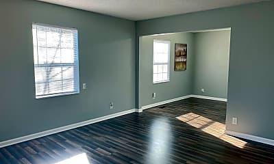 Living Room, 1206 Cedar St, 1