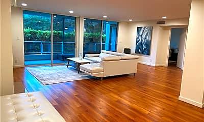 Living Room, 723 Palisades Beach Rd 217, 1
