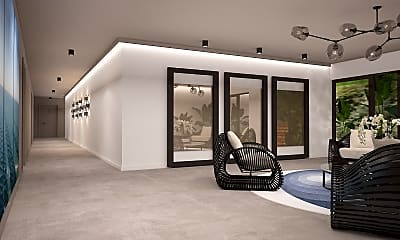 Living Room, 961 SW 7th St, 2