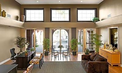 Living Room, Vanoni Ranch, 2
