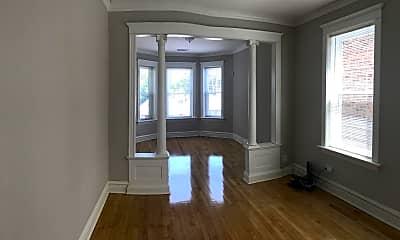 Bedroom, 5434 S Wood St, 1