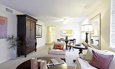 Living Room, Bermuda Cay, 1