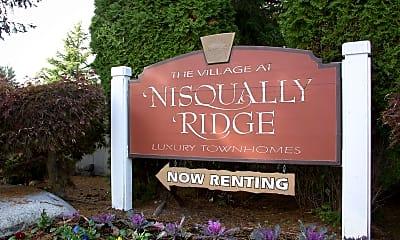 Community Signage, Village At Nisqually Ridge, 0