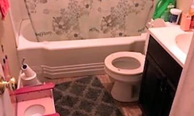 Bathroom, 2624 S Allen Dr, 2
