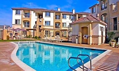 Pool, Bridgeport Ranch, 1