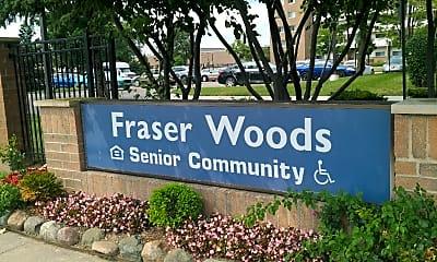 Fraser Woods, 1