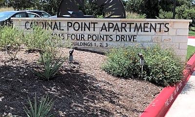 Cardinal Point Apartments, 1