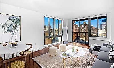 Living Room, 290 3rd Ave 24E, 1