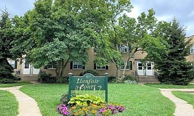 Community Signage, 200 E. Montgomery Ave., 2