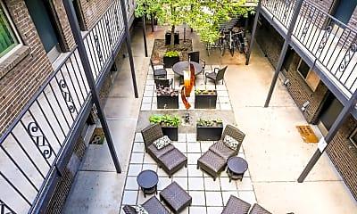 Patio / Deck, 4575 Washington St, 1