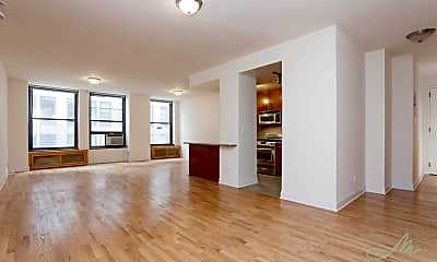 Living Room, 270 Park Ave S 3F, 0